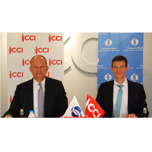 Joint Value Chain Support Program from  Coca-Cola İçecek and EBRD